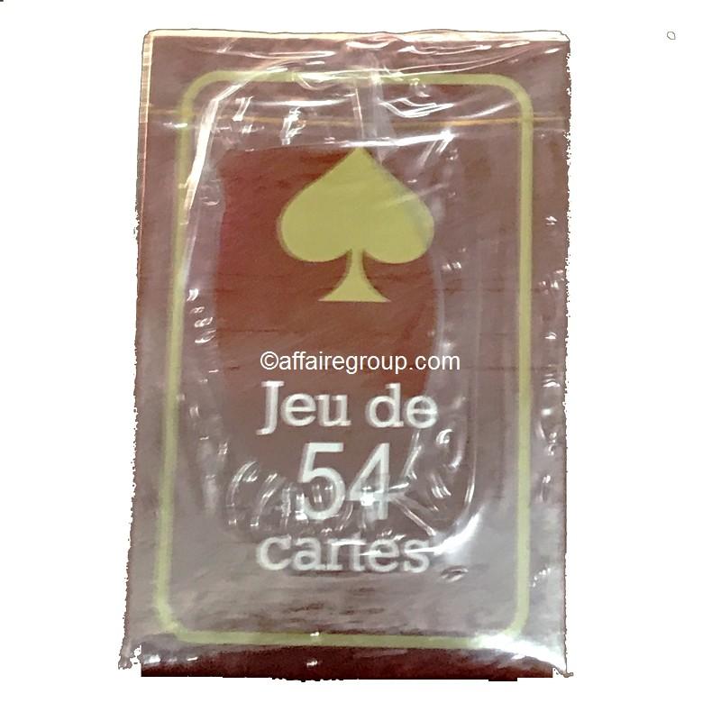 Jeux de 54 cartes