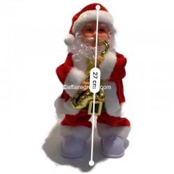 Père Noël lumineux