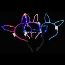 Oreilles de Lapin Lumineuses