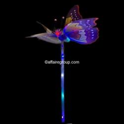Papillon lumineux sonore