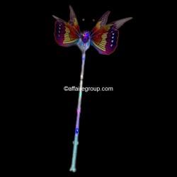 Papillons lumineux leds