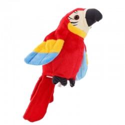 Perroquet qui répète tout