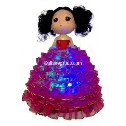 Grossiste poupée animée lumineuse