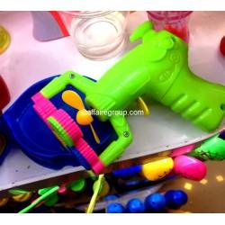 Pistolet a bulles 2 en 1 multi et ventilateur
