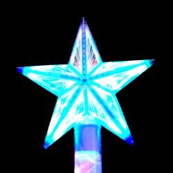 Bâton lumineux étoile