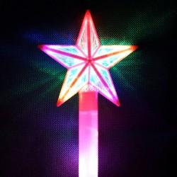 Bâton  étoile