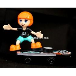 Skateboardeurs jouet fournisseur